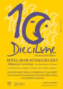 DieciLune - Festival dell'Autore 2015