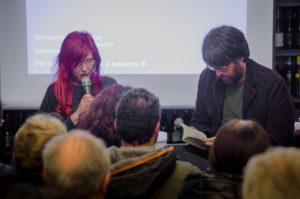 """Presentazione del libro """"Alma"""" di Ivana Mauro, Iscrizione (15/03/2016)"""