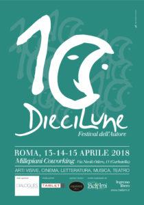 Diecilune - Festival dell'autore (VIII edizione)